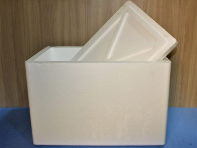 Thermocole Boxes are used for export and transport of fresh fishes